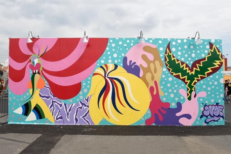 Art Walls coney art walls | assume vivid astro focus